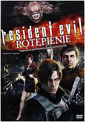 Resident Evil: PotÄpienie DVD No hay versión española: Amazon.es ...