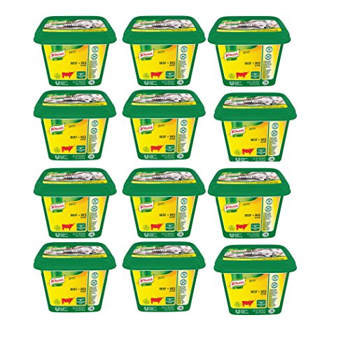 Knorr 095 Beef Base, 1 Pound -- 12 Case