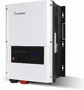6kW Split Phase Solar Inverter 120/240V Power Inverter 48V Built-in 80A MPPT Solar Charge Controller DHL 3-7 Days Shipping