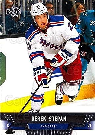 2a7b264aa Amazon.com  (CI) Derek Stepan Hockey Card 2013-14 Upper Deck (base ...