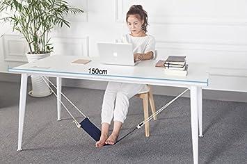 Création de bureau sur mesure avec plateau en chêne massif