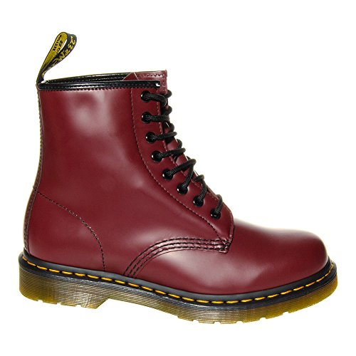 Dr Martens 1460 Boots (Cherry Red - Rot) Cherry Red - Rot