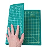 ZERRO Self Healing Cutting Mat Double Sided Durable 5-Ply 12'' x 18'' (A3)