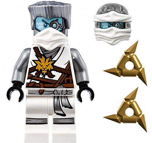 LEGO Ninjago: Zane Titanium from (Ninjago Zane)