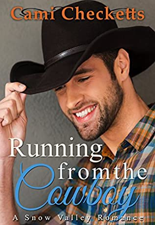 book cover of Running from the Cowboy