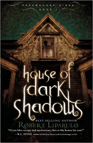 Image result for house of dark shadows book