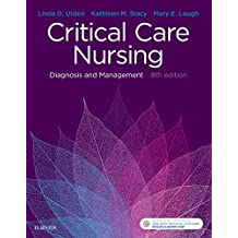 Critical Care Nursing: Diagnosis and Management (Critical Care Nursing Diagnosis)