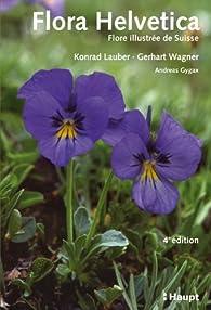 Flora helvetica ed. haupt par Konrad Lauber