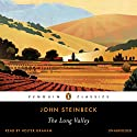 The Long Valley Audiobook by John Steinbeck, John H. Timmerman (Introduction) Narrated by Holter Graham