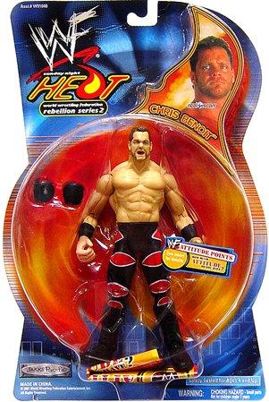 WWE Wrestling Action Figure Heat Chris Benoit by WWE