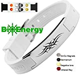 Have One to Sell? Sell Now Anion Magnetic Energy Germanium Power Bracelet Health 4in1 Bio Armband Band 232