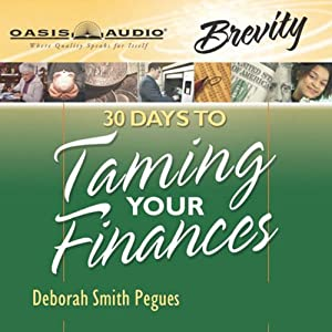 30 Days to Taming Your Finances Audiobook
