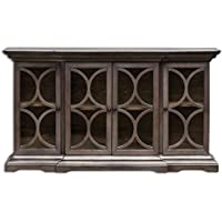 Uttermost 25629 Belino Wooden 4 Door Chest