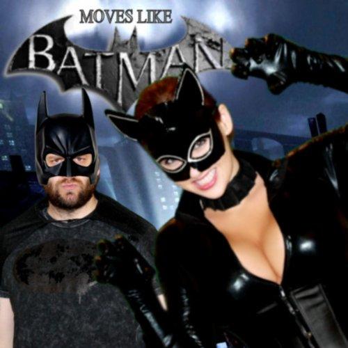Dark knight batman hentai parody