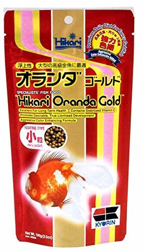 Hikari Oranda Gold-Mini 100G