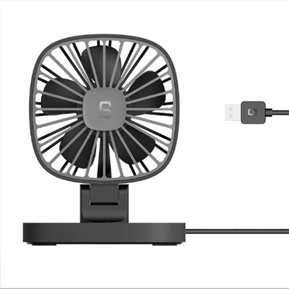 Guía del coche del coche ventilador USB pequeño ventilador 12V coche 24v camioneta grande fuerte doble cabeza ventilador en Calefacción: Amazon.es: Coche y moto