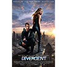 Divergent 27 x 40 Movie Poster