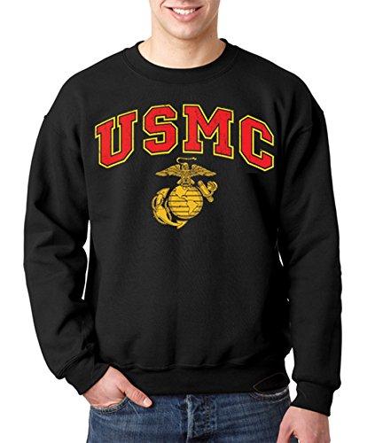 Usmc Zipper Sweatshirts - 5