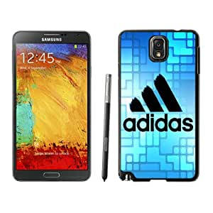 Beautiful Unique Designed Samsung Galaxy Note 3 N900A N900V N900P N900T Cover Case With Adidas 15 Black Phone Case