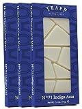 Trapp Home Fragrance Melt, No. 71 Indigo Acai, 2.6-Ounce, 3-Pack