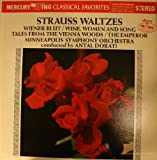 Strauss Waltzes (SRW 18000) (Mercury Wing Classical Favorites)