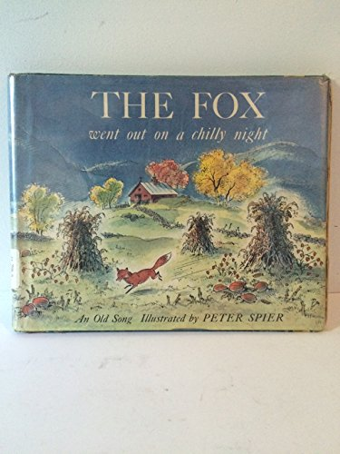 The Fox Went Out on a Chilly Night, An Old Song