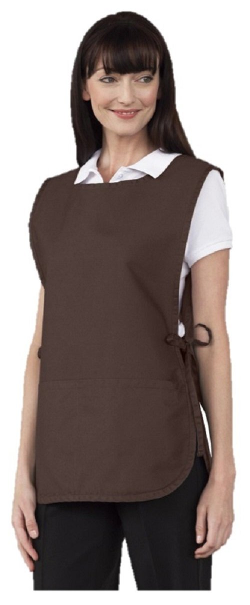 Uncommon Threads ''Cobbler'' Apron in Brown - One Size by Uncommon Threads
