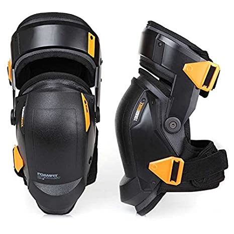 8f68797e3b ToughBuilt TB-KP-3 Thigh Support Stabilization Knee Pads - - Amazon.com