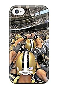 New Style new orleansaints NFL Sports & Colleges newest iPhone 4/4s cases