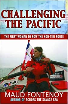 Book Challenging the Pacific: The First Woman to Row the Kon-Tiki Route