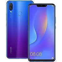 Huawei Nova 3i (INE-LX2) 4GB / 128GB 6.3-Inches Dual SIM Factory Unlocked - International Stock No Warranty (Iris Purple)
