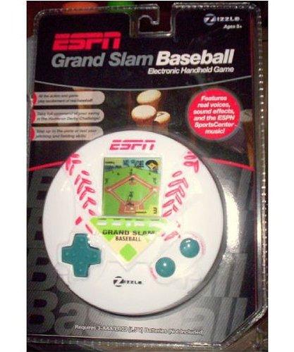 Electronic Baseball Game - ESPN Grand Slam Baseball Game