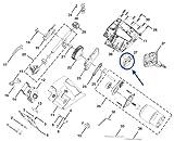 Ryobi 270018093 P520 Cordless Orbital Jig Saw Switch Assembly