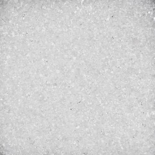Glasgranulat,Streudeko Glassteine 4-10mm natur 1kg im Beutel EuroSand 2,95€//kg