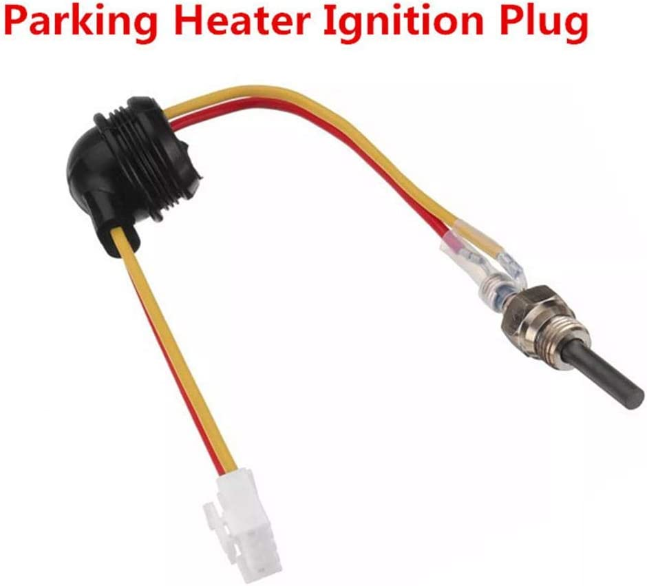 Parking Heater Ignition Plug Fittings Car Truck Parking 88-98W Universal Air Diesel Heater Glow Plug 12V 24V