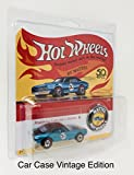 Car Case Hot Wheels Vintage Edition Protector For Redlines 10ct.