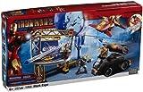 Mega Bloks Ironman 2 Stark Expo Playset