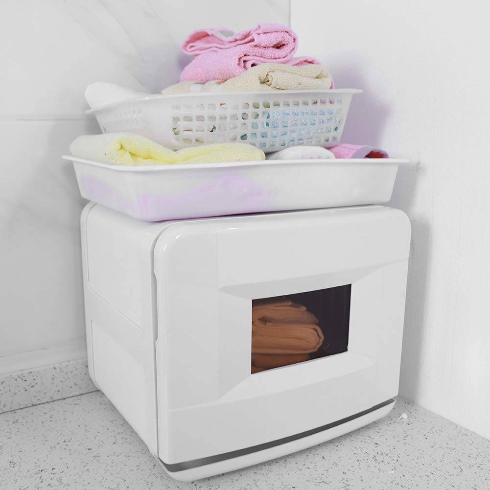 Esterilizador UV 8L para Salon SPA Calentador de Toalla Caliente Gabinete Máquina de Esterilización para Masaje de Uñas Tattoo Tool Home Health Care(EU): ...