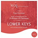 25 Hymns of Christmas (Lower Keys) [Piano Accompaniment]