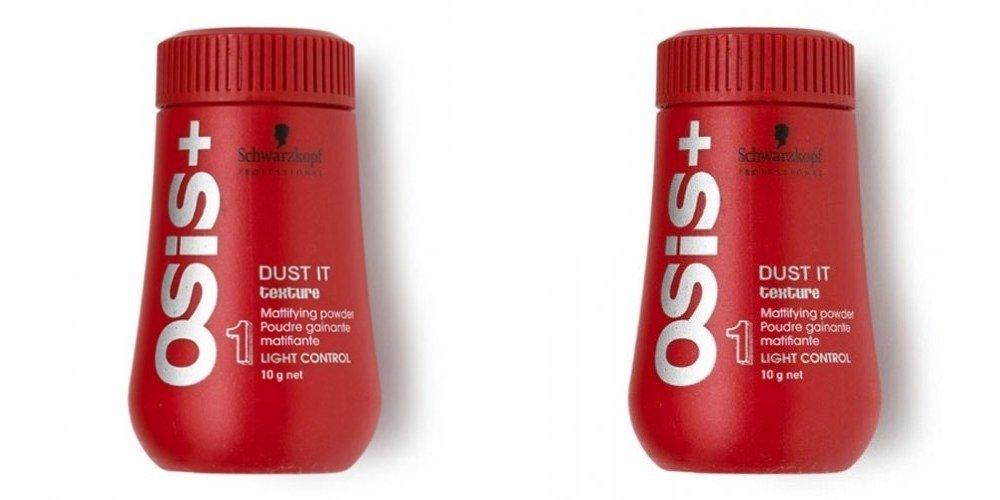 Schwarzkopf OSiS Dust It - Mattifying Powder (0.35 oz) Pack Of Two