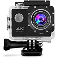 GBB A107 4K 12MP Waterproof WiFi Sport Action Camera