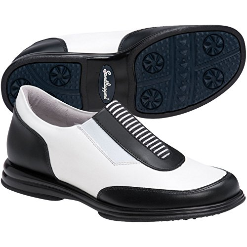 Sandbaggers Ladies Allison Golf Shoes Black Medium 8