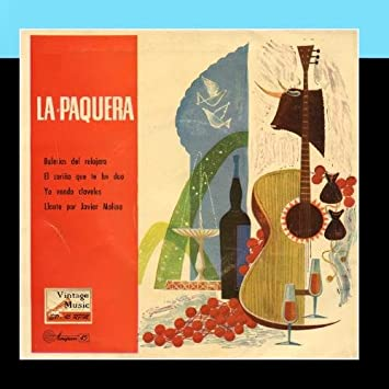 La Paquera De Jerez - Vintage Flamenco Cante Nº36 - EPs Collectors - Amazon.com Music