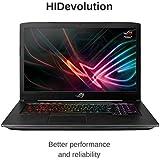 "HIDevolution Gaming Laptop ASUS ROG Strix GL503GE 15.6"" FHD 120Hz | 2.2 GHz i7-8750H, GTX 1050TI, 16GB DDR4/2666MHz RAM, PCIe 256GB SSD + 1TB SSHD | Authorized Performance Upgrades & Warranty"