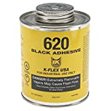 Contact Adhesive, 620,1 Pint, Black