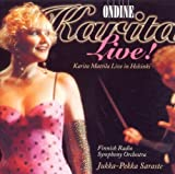 Karita Live in Helsinki