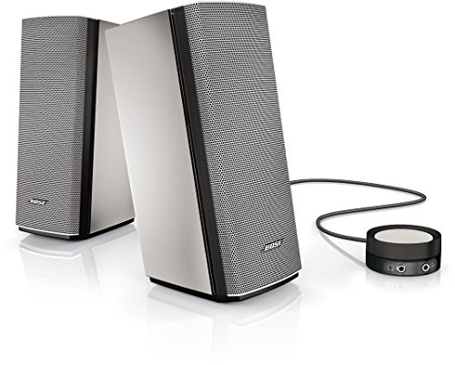 Bose ® Companion ® 20 PC-Lautsprecher System, silber