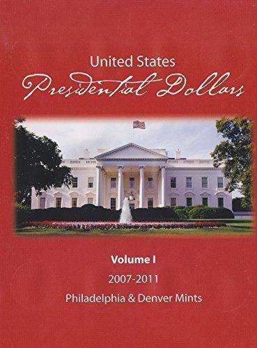 UPC 9 781424 307623 & 307630 Presidential Dollar 2007-2011 & 2011-2015 #9