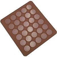 Bakmat non-stick Macarons-vorm met 30 gaten voor thuis voor chocolade
