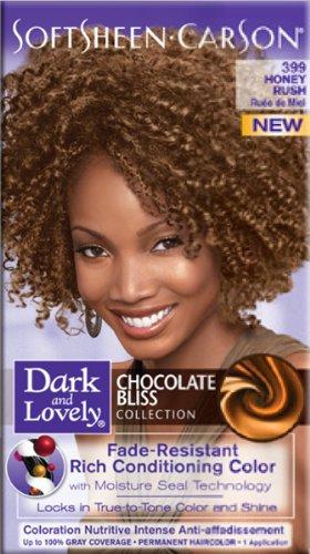 Amazon Dark Lovely 399 Hair Color Honey Rush Kit Pack Of